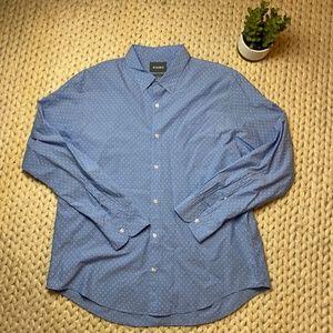 Bonobos Shirts - EUC Bonobos Men's Blue Button Down Shirt